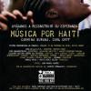 Música por Haití: bquadrostudio, Orquesta de Cámara Carlos III y Acción contra el Hambre