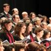 Coral del Conservatorio de Tomelloso, por Marieli Blanco