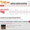 Programas y podcasts de RTVE: Nuestra radio televisión a la carta