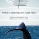 9º Simposio Mundial de Música Coral: ampliación plazo de inscripcion