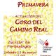 Coro del Camino Real, Concierto de Primavera 2010