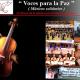 Voces para la Paz (Músicos solidarios), disco 2010