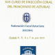 XVII Curso de Dirección Coral del Principado de Asturias