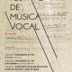 I Festival de Música Vocal, Las Navas del Marqués (Ávila) por Maite Seco