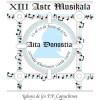 XIII Semana Musical Aita Donostia, 12 a 19 de junio de 2010