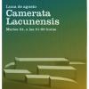 Camerata Lacunensis: Conciertos de la Luna, Sitio Histórico de Chinguaro