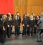 El Coro Polifonico Universitario de La Laguna en el XXX Certamen Coral Fira de Tots Sants