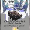 Coro del Camino Real: primer intercambio internacional