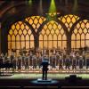 Los chicos del coro en Granada, por Rocío Sánchez