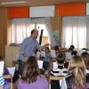 El Coro Escolar de Hortaleza y Josu Elberdin, por Montag Olivera