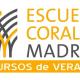 Escuela Coral de Madrid: Seminario de perfeccionamiento julio 2011