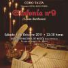 Nace la Orquesta Metropolitana de Madrid del Grupo Concertante Talía