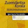 FCNAE: Curso de dirección coral con Igor Ijurra