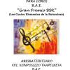 XVI Concurso de Composición para Coros B.A.E.