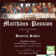 Zenobia Consort: La Pasión según San Mateo de Schütz, por Rupert Damerell
