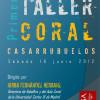 I Taller Coral de Casarrubuelos con Nuria Fernández