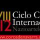 XVIII Ciclo Coral Internacional de Navarra 2012