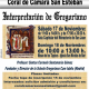 Interpretación de Gregoriano: 1er Seminario Coral de Cámara San Esteban