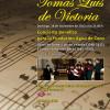 Coro Tomás Luis de Victoria concierto a beneficio de la Fundación Agua de Coco