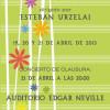 IX Taller del Orfeón Universitario de Málaga con Esteban Urzelai