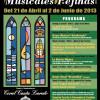 XVIII Primaveras Musicales Pejinas
