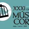 XXXI Ciclo de Música Coral Cultural Rioja