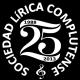 Sociedad Lírica Complutense: XXV Aniversario