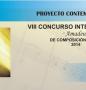 VIII Concurso Amadeus de Composición Coral