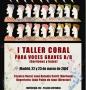 GGC: I Taller Coral para Voces Graves B/B (barítonos y bajos)