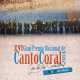 XVI Gran Premio Nacional de Canto Coral