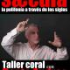 CSA: Taller Coral con Dante Andreo en Casarrubuelos