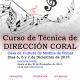DirigeCoros: Técnica de Dirección Coral en Medina de Pomar