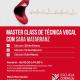 Master Class de Técnica Vocal de la Escuela Coral de Madrid