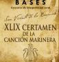 XLIX Certamen de la Canción Marinera de San Vicente de la Barquera. Bases