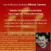 Cor Aulos: Ier Taller de Cant Coral con Alberto Carrera