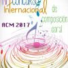Bases del IV Concurso Internacional de Composición Coral Juvenil ACM 2017