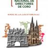AEDCORO: I Congreso Nacional de Directores de Coro