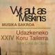 XXIV Taller Coral de Otoño de la GAF con Vytautas Miskinis
