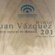 Ciclo Juan Vázquez 2019: Javier Marín López