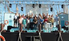 Coro de la Asociación de la Prensa de Madrid, por Mercedes González-Frías