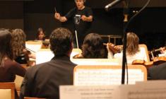 El Joven Coro de la Comunidad de Madrid, por Félix Redondo