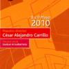 Taller Coral 2010 con César Alejandro Carrillo de la Federación de Coros de Navarra