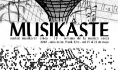 Musikaste 2010, la Semana de Música Vasca de Errenteria