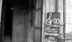 "21º Curso de Verano de Canto Coral ""Camerata ad Libitum"", Tui (Pontevedra)"