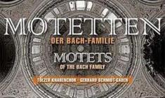Cd Motetes de la familia Bach del Tölzer Knabenchor, por Rocío Sánchez