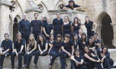 Coro Enarmonía, por Elvira García