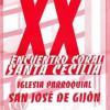 "Santa Cecilia ""de Oro"" en Gijón, por Pablo Álvarez Fernández"