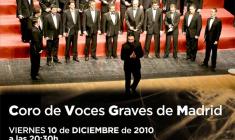 """""""Historia de un nacimiento"""": Voces Graves de Madrid para la Fundación Agua de Coco"""