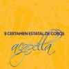 "II Certamen Estatal de Coros ""A Capella"": Coros seleccionados"