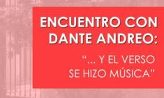 """VI Foro Coral """"Más que Música"""" – Encuentro con Dante Andreo"""